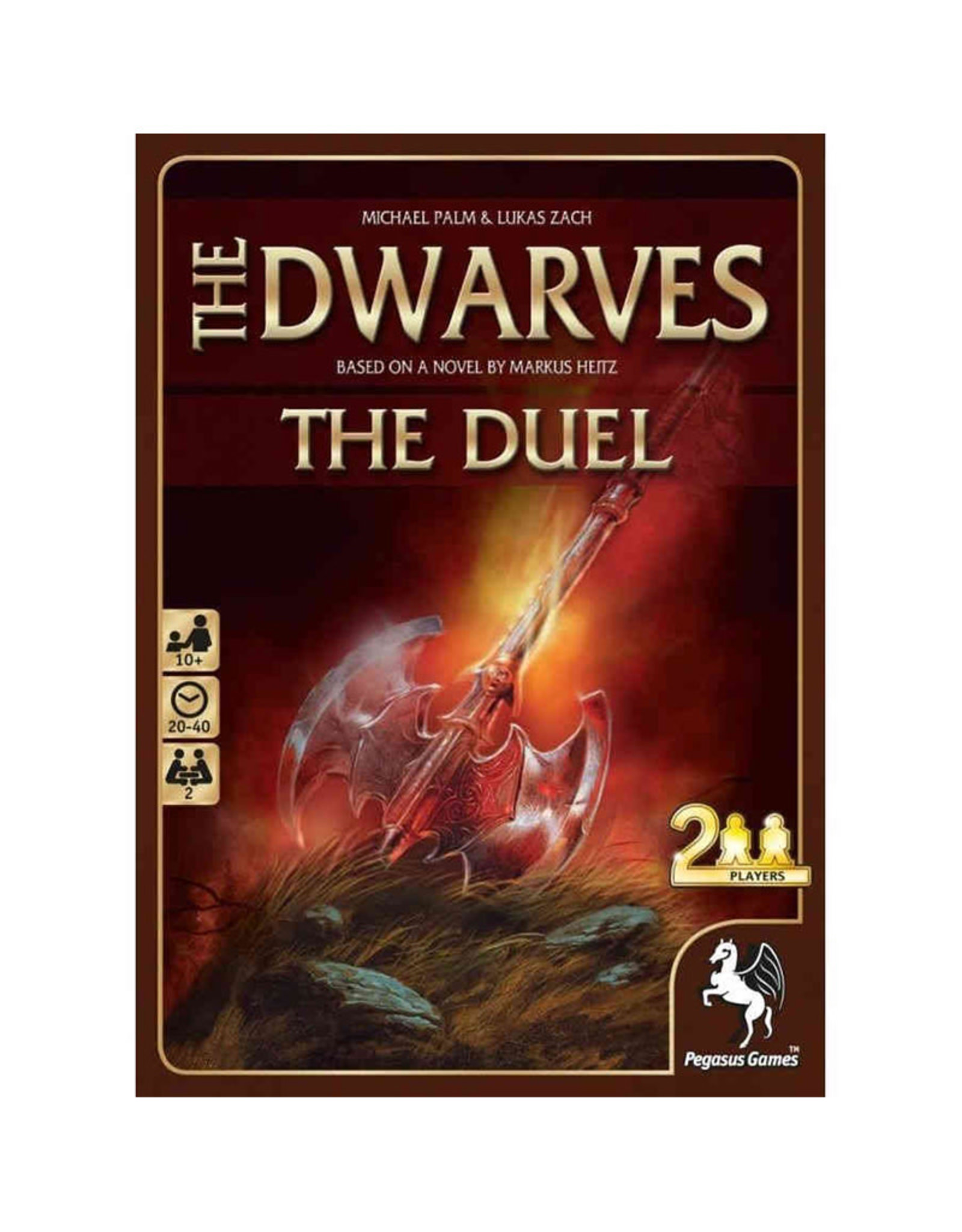 Thames and Kosmos The Dwarves the Duel