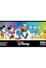 Ceaco Disney Fab 5 Panoramic Puzzle 700 PCS