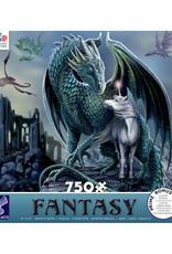 Ceaco Fantasy Protector of Magic Puzzle 750 PCS