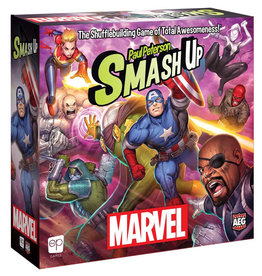 USAopoly Smash Up Marvel
