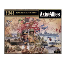 Avalon Hill (Reprint unknown) Axis and Allies 1941