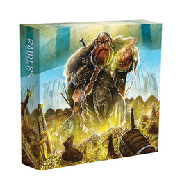 Renegade Games Raiders of the North Sea: Collector's Box