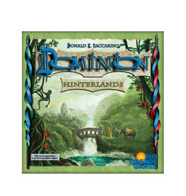 Rio Grande Games Dominion Hinterlands Expansion