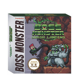 Brotherwise Games Boss Monster Crash Landing Expansion