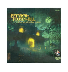 Avalon Hill (Temporarily Discontinued) Betrayal at House on the Hill
