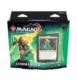 Wizards of the Coast MTG Zendikar Rising: Commander  - Land's Wrath