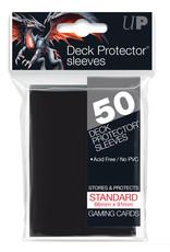 Deck Protectors: Standard (50) Black