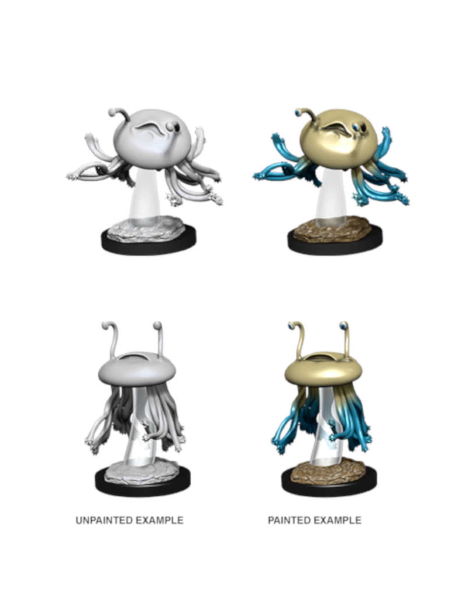 Wizkids D&D Nolzur's Unpainted Miniatures: Flumph