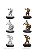 Wizkids D&D Nolzur's Unpainted Miniatures: Goblins & Goblin Boss