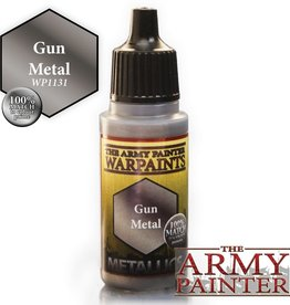Warpaints: Gun Metal