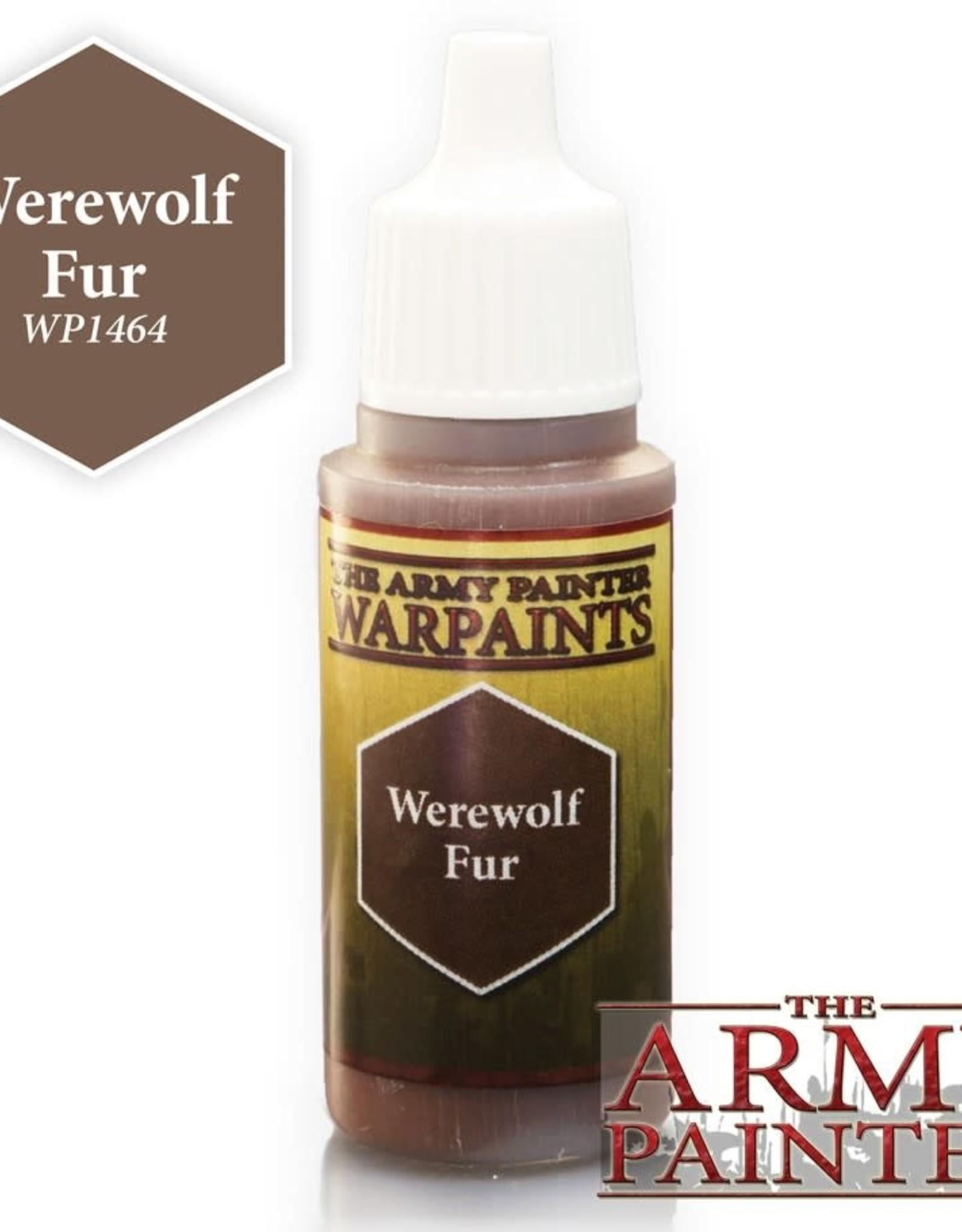 Warpaints: Werewolf Fur