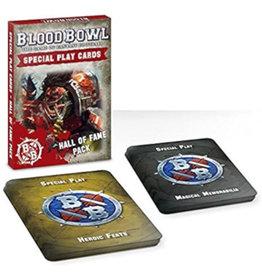 Games Workshop Blood Bowl Cards Hall of Fame Pack