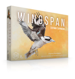 Stonemaier Games (Reprint Expected November 2021) Wingspan Oceania Expansion