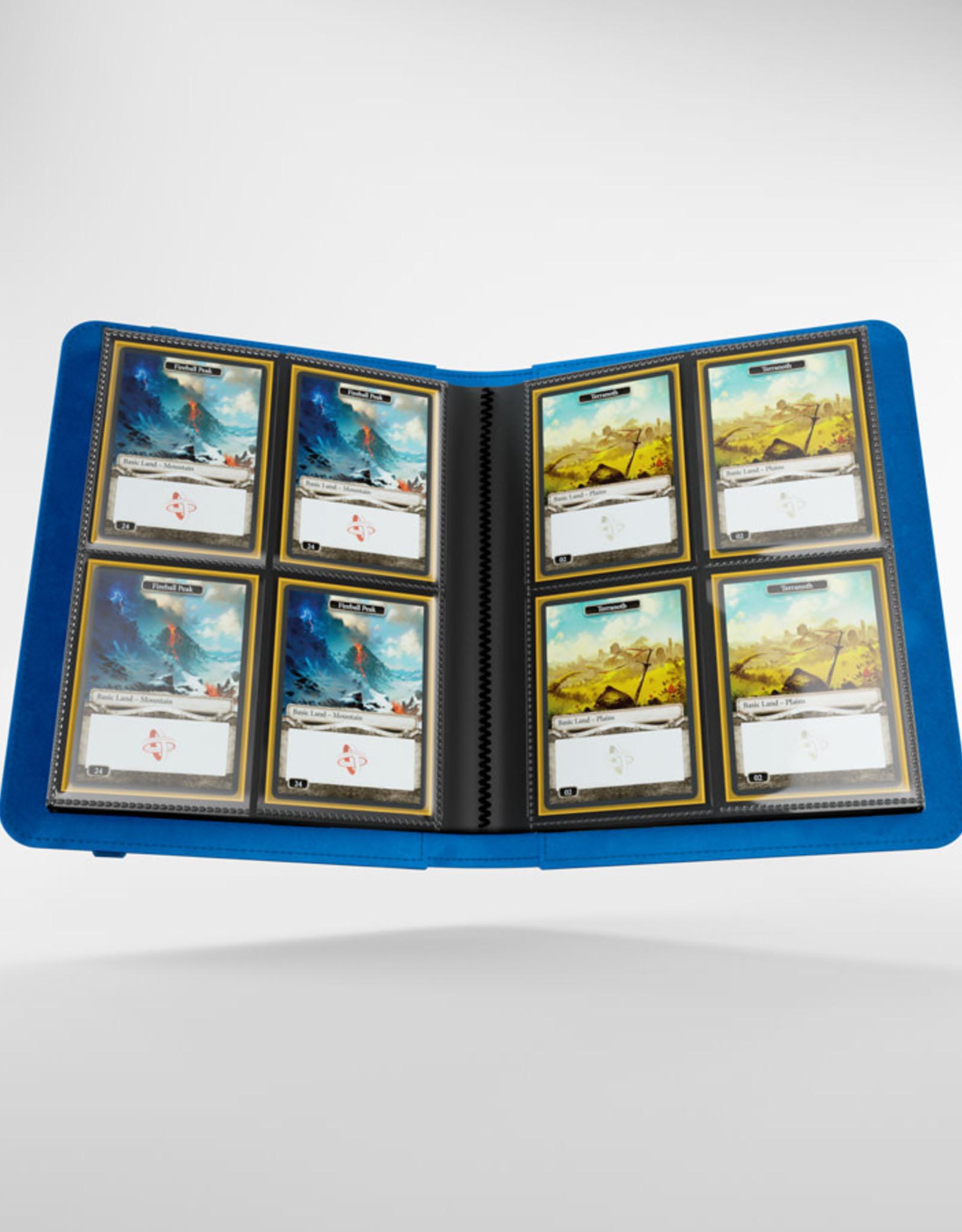 Prime Album: 8-Pocket Side-Loading Blue