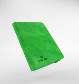 Prime Album: 8-Pocket Side-Loading Green
