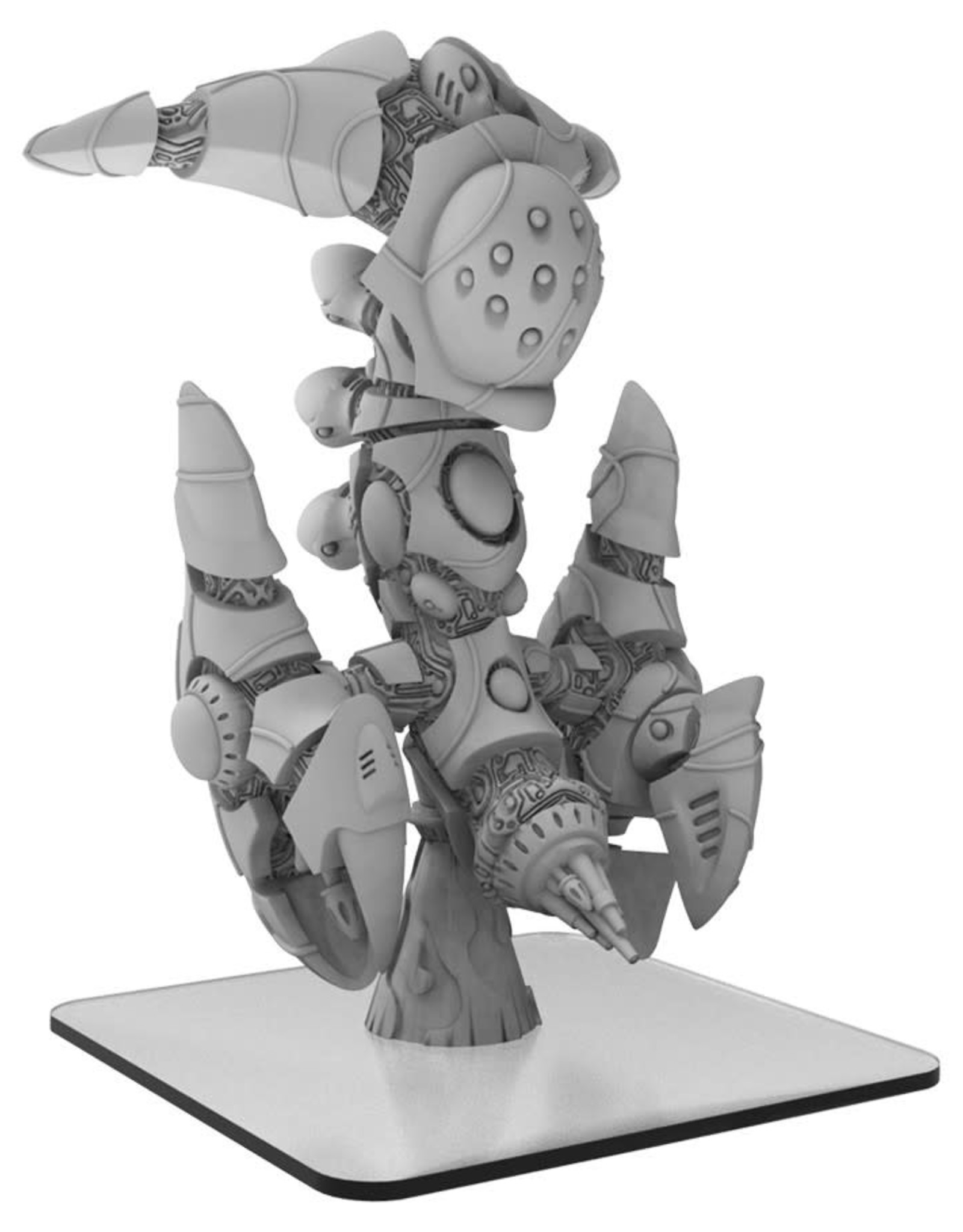 Privateer Press Monsterpocalypse Tharsis-5 Expansion