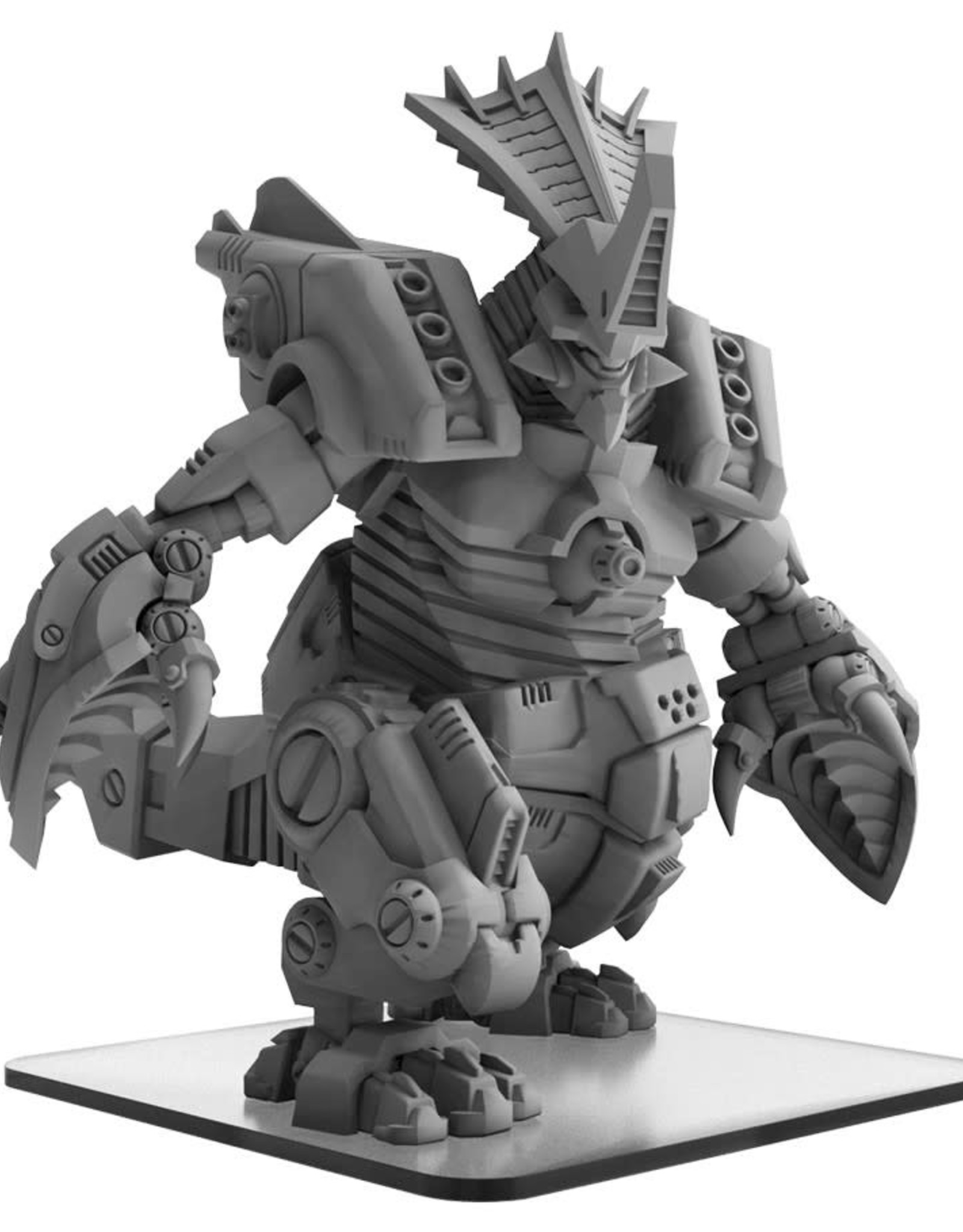 Privateer Press Monsterpocalypse Gorghadratron Monster Expansion