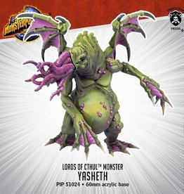 Privateer Press Monsterpocalypse Yasheth Monster Expansion