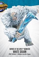 Privateer Press Monsterpocalypse White Dajan Monster Expansion