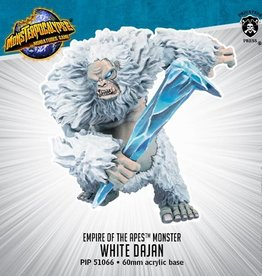 Privateer Press Monsterpocalypse White Dajan Monster Expansion