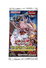 Konami Yu-Gi-Oh TCG: Infinity Chasers Booster