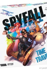 Cryptozoic Spyfall Time Travel