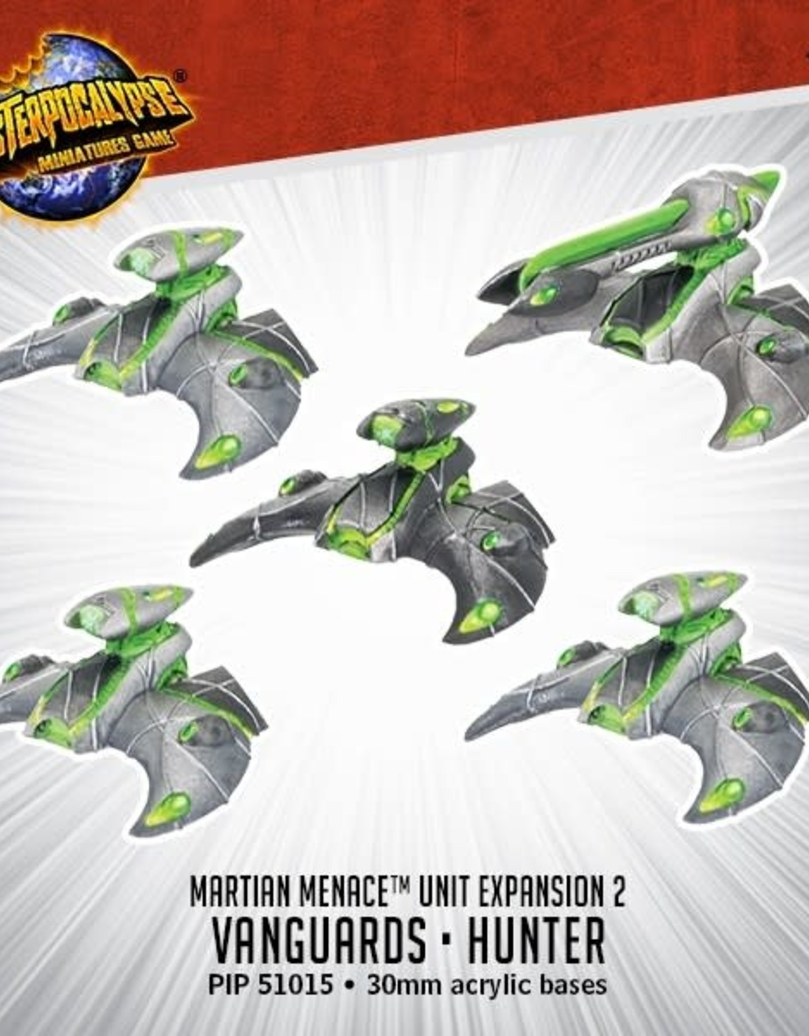 Privateer Press Monsterpocalypse Destroyers Unit Expansion Vanguards and Hunter