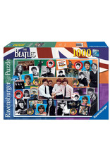 Ravensburger Beatles Anthology Anniversary Puzzle 1000 PCS