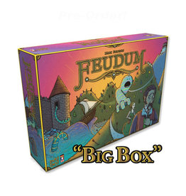 ODD Bird Games Feudum Big Box Limited Edition