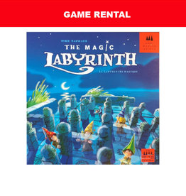 (RENT) Magic Labyrinth for a Day. Love It! Buy It!