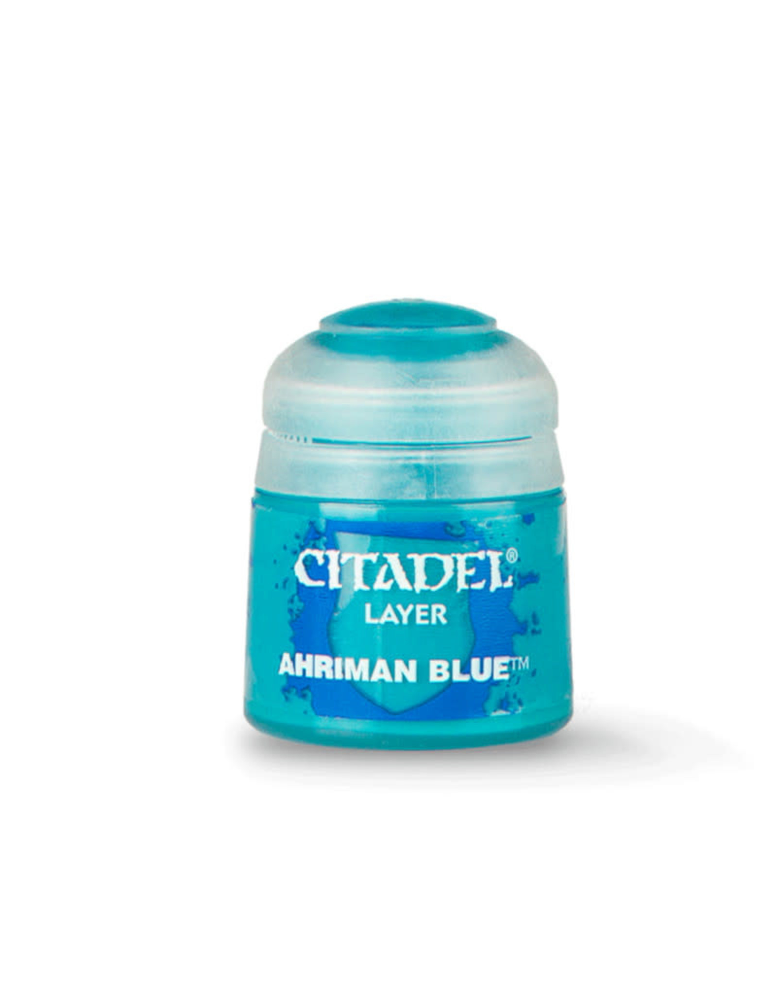 Citadel Layer Paint: Ahriman Blue