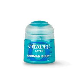 Citadel Layer Paint: Ahriman Blue
