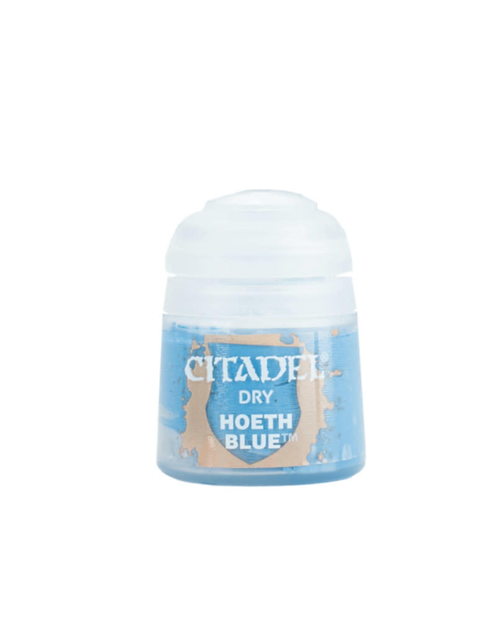 Citadel Dry Paint: Hoeth Blue