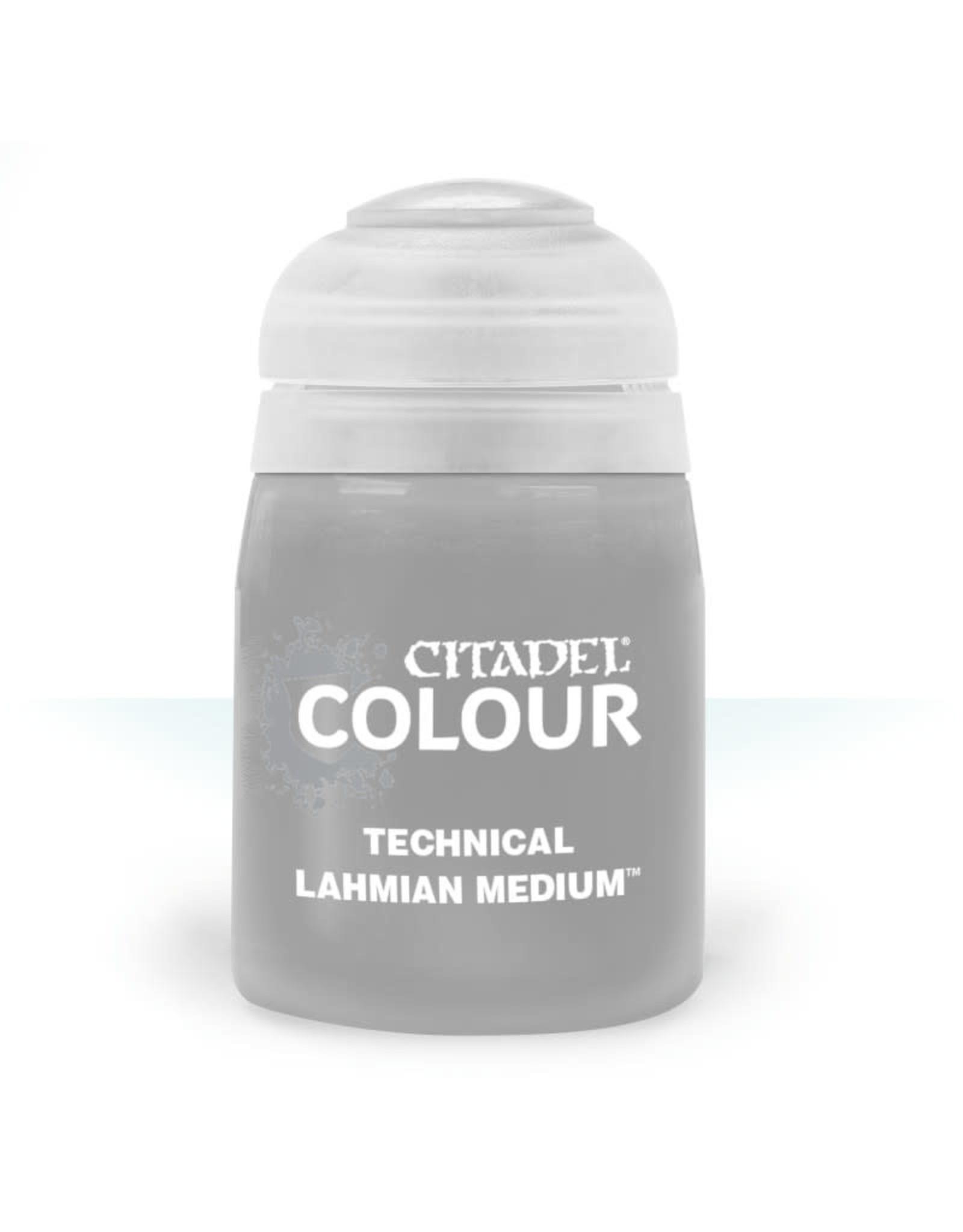 Citadel Technical Paint: Lahmian Medium