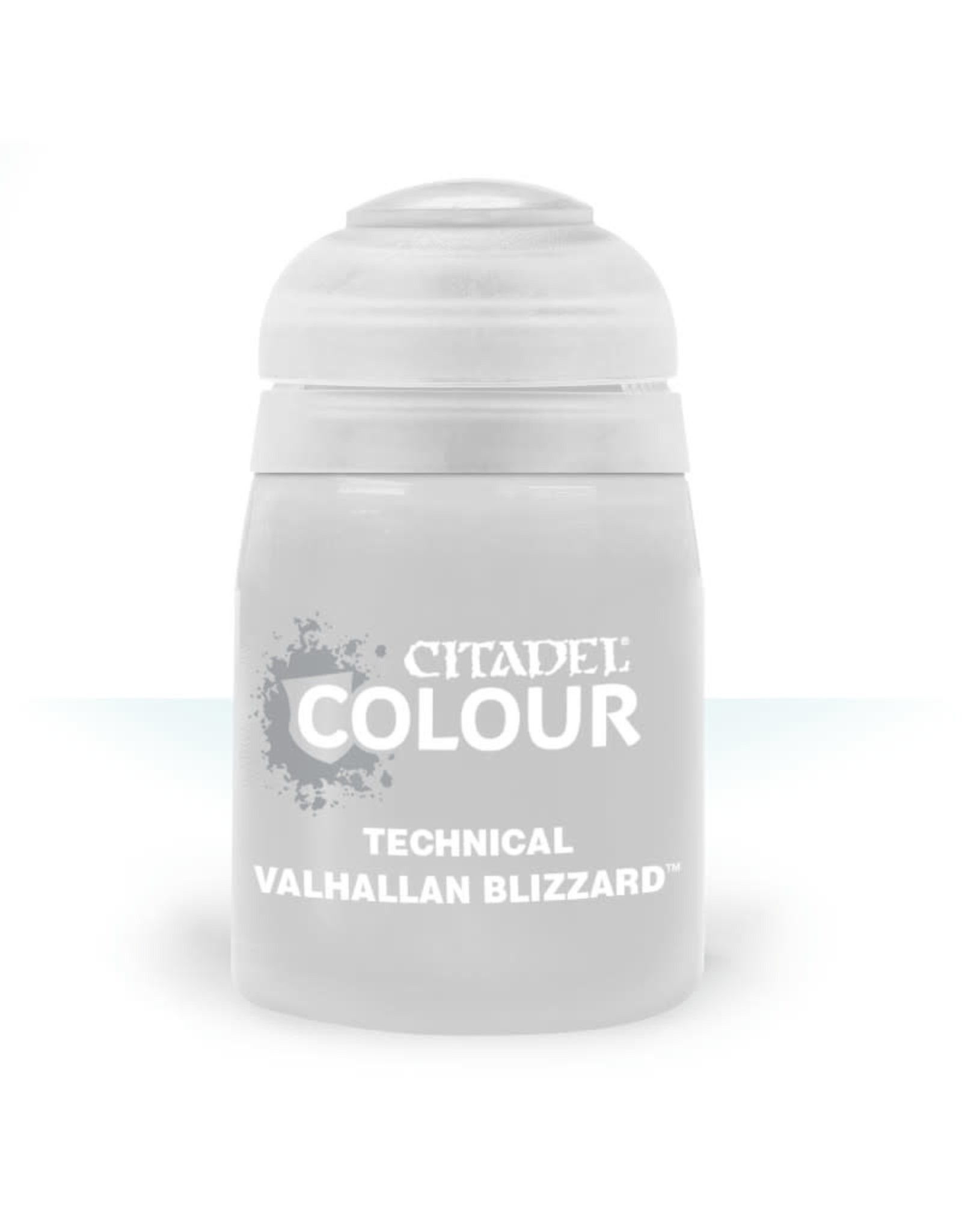 Citadel Technical Paint: Valhallan Blizzard