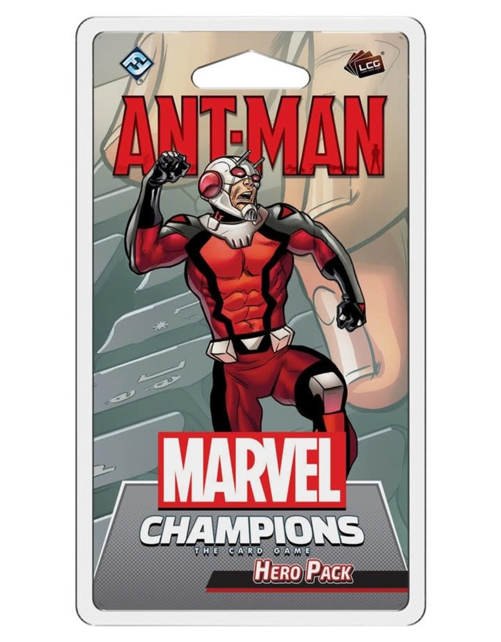 Fantasy Flight Games Marvel Champions LCG Hero Pack: Ant-Man