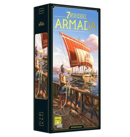 7 Wonders Armada Expansion New Edition