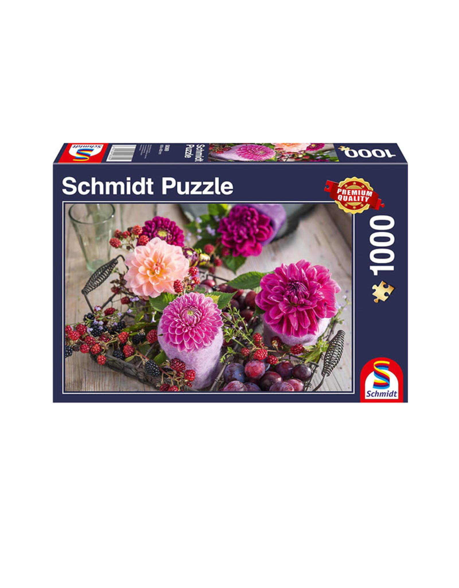Schmidt Berries and Flowers 1000 PCS