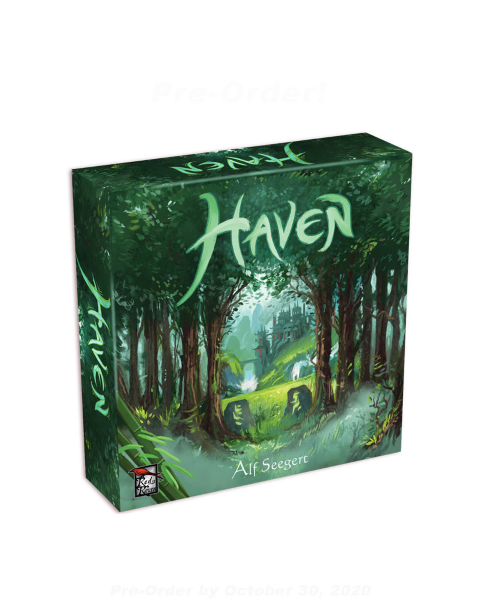 Red Raven Haven 2nd Ed. (Pre-Order)
