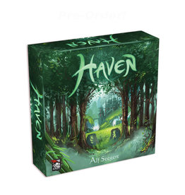 Red Raven (October 2021 - January 2022) Haven 2nd Ed