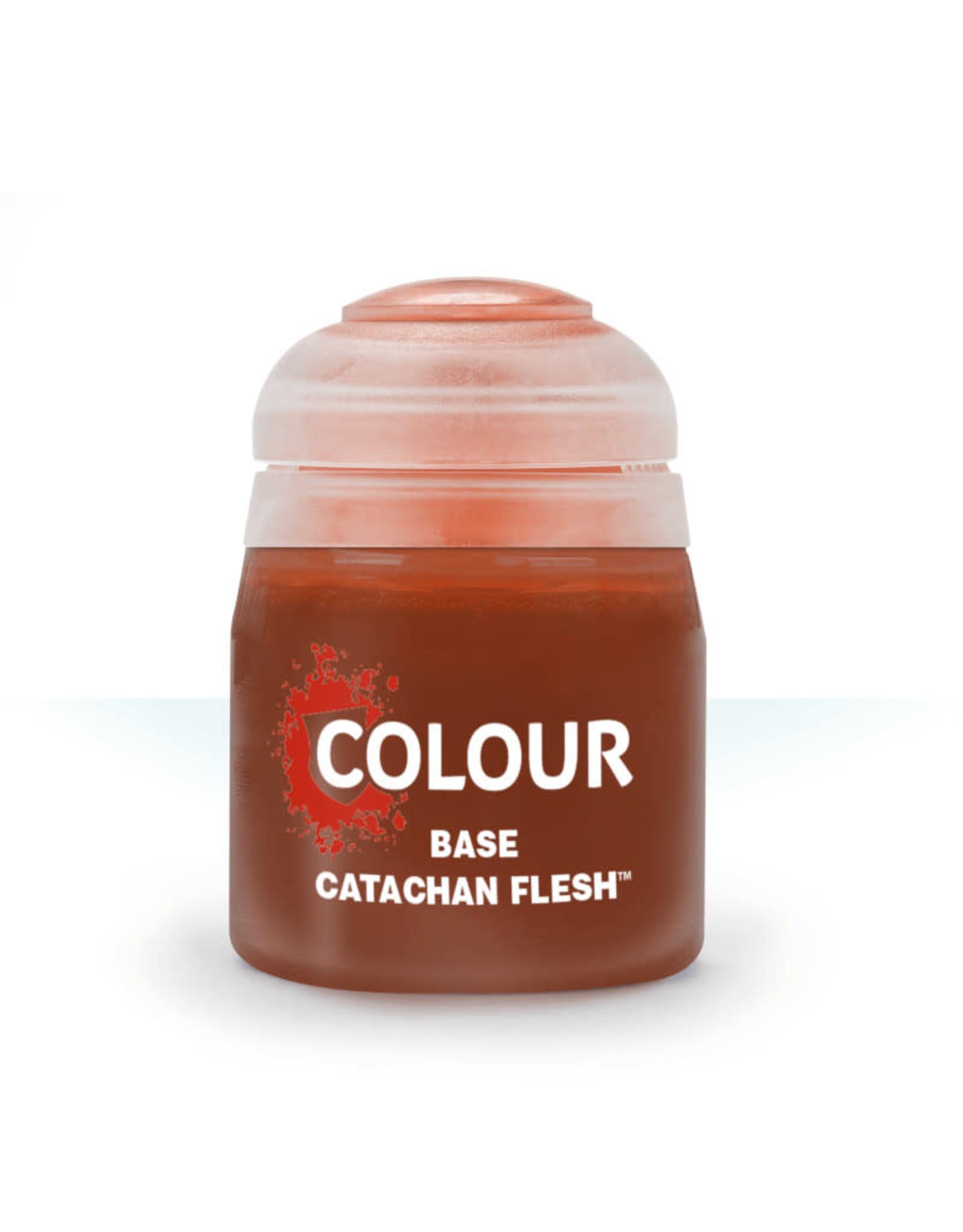 Citadel Base Paint: Catachan Fleshtone