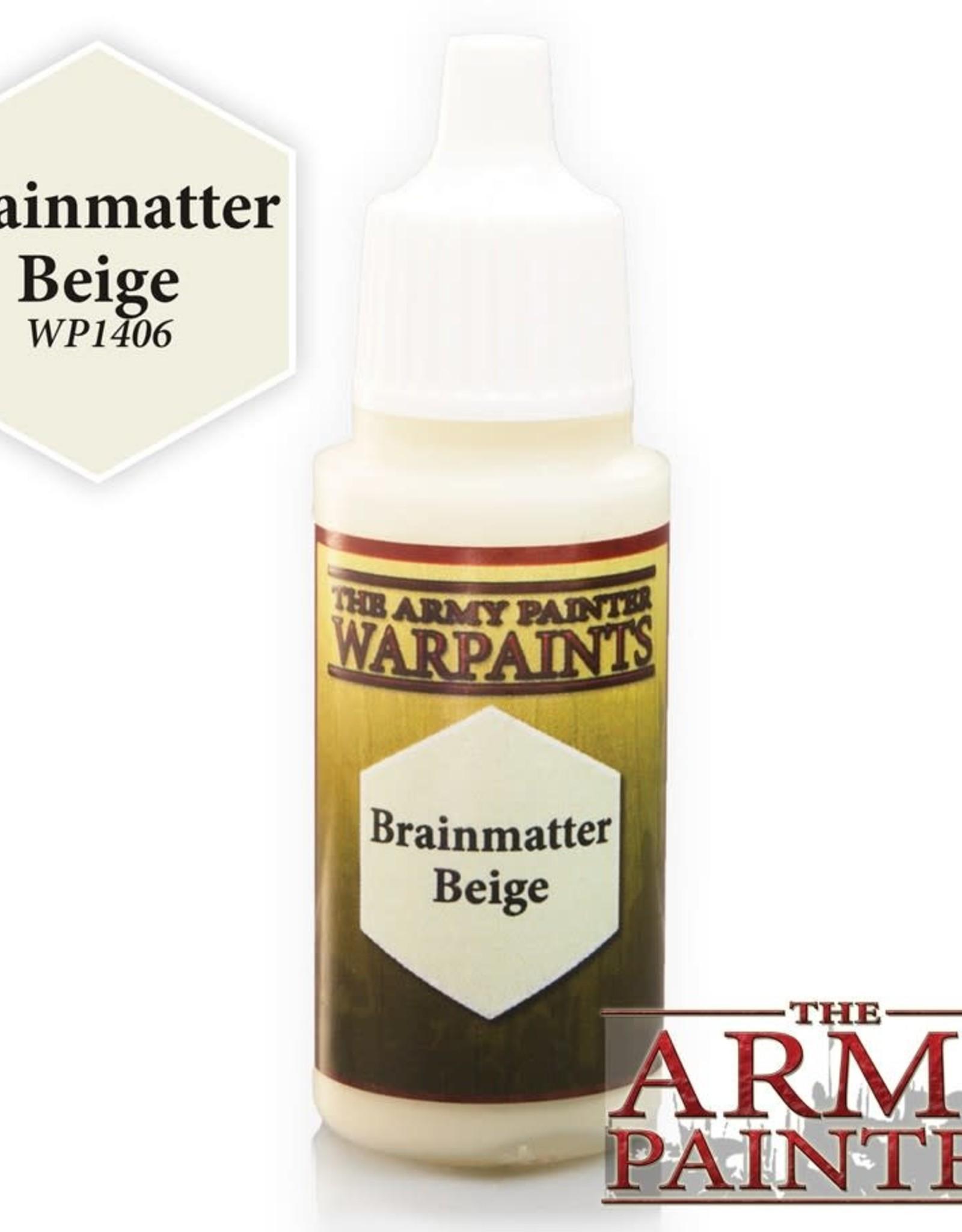 Warpaints: Brainmatter Beige