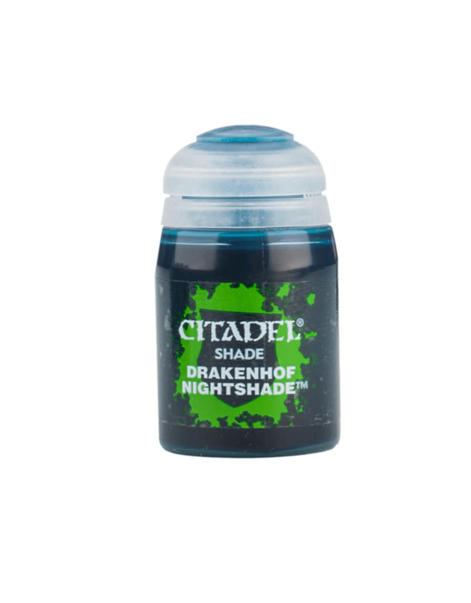 Citadel Shade Paint: Drakenhof Nightshade