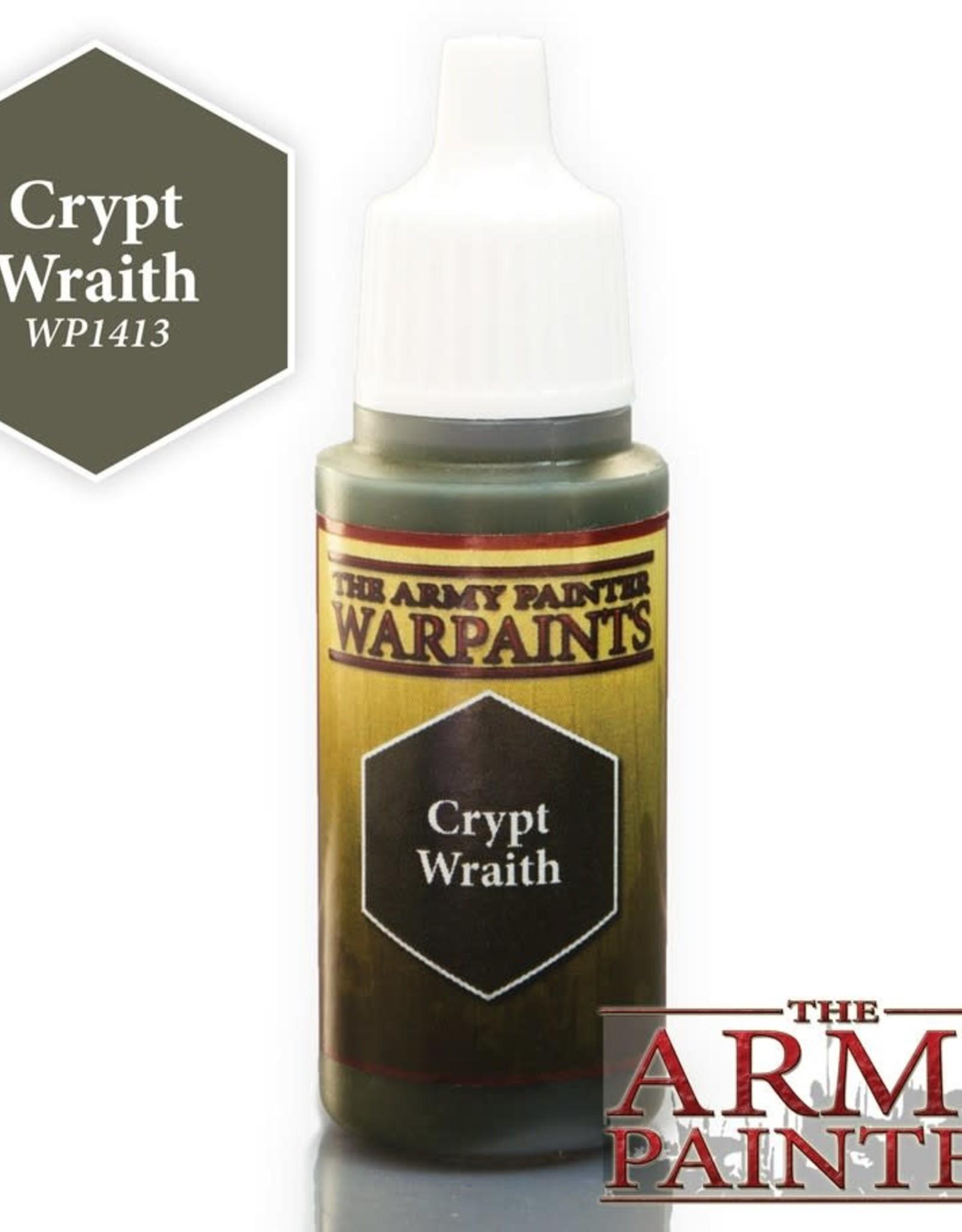 Warpaints: Crypt Wraith