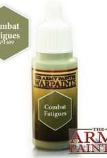 Warpaints: Combat Fatigues