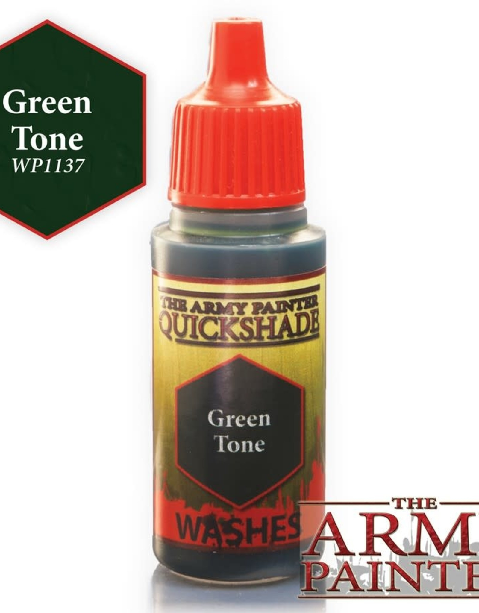 Quickshade: Green Tone Ink