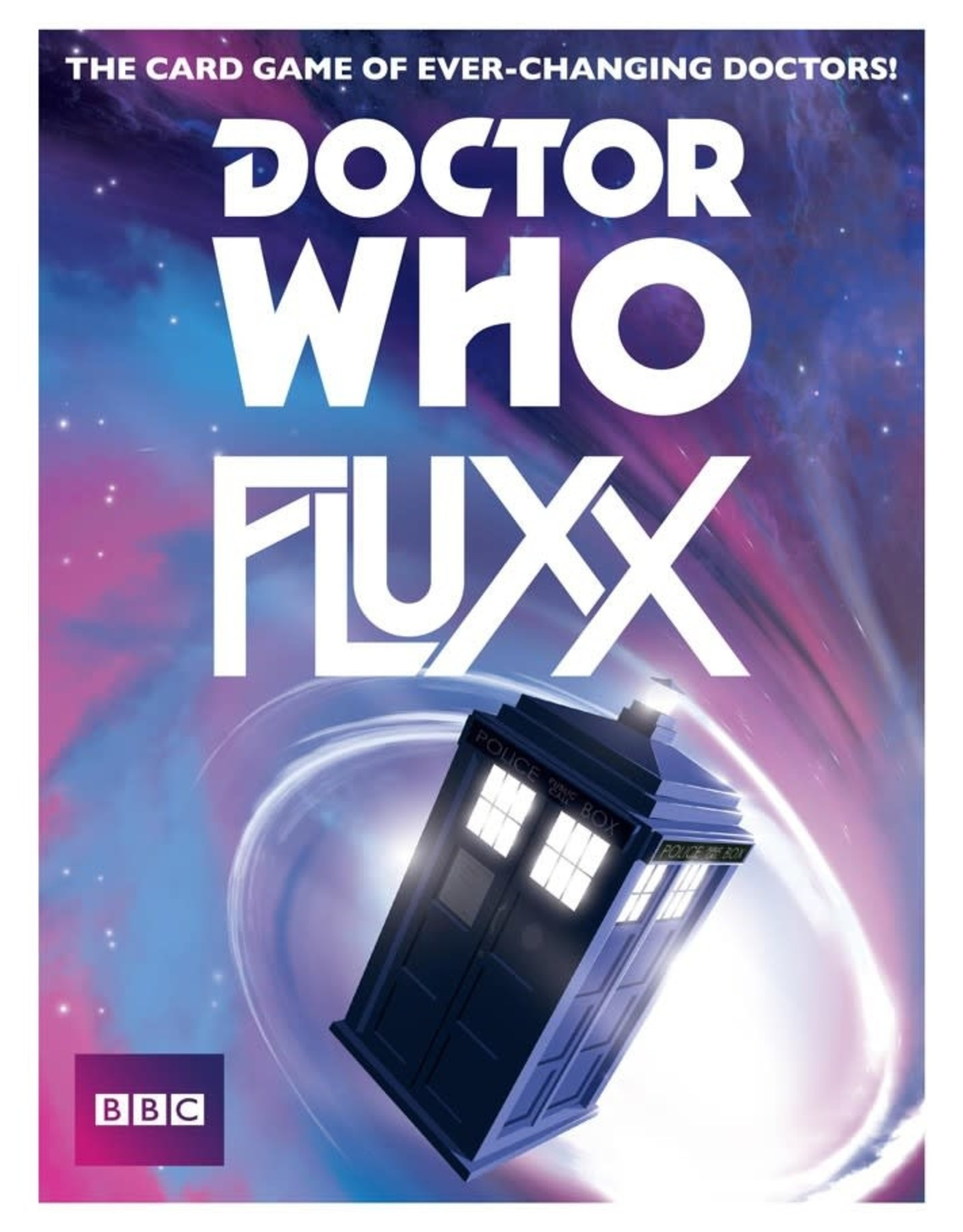 Looney Labs Doctor Who Fluxx