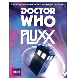 Looney Labs Fluxx Doctor Who