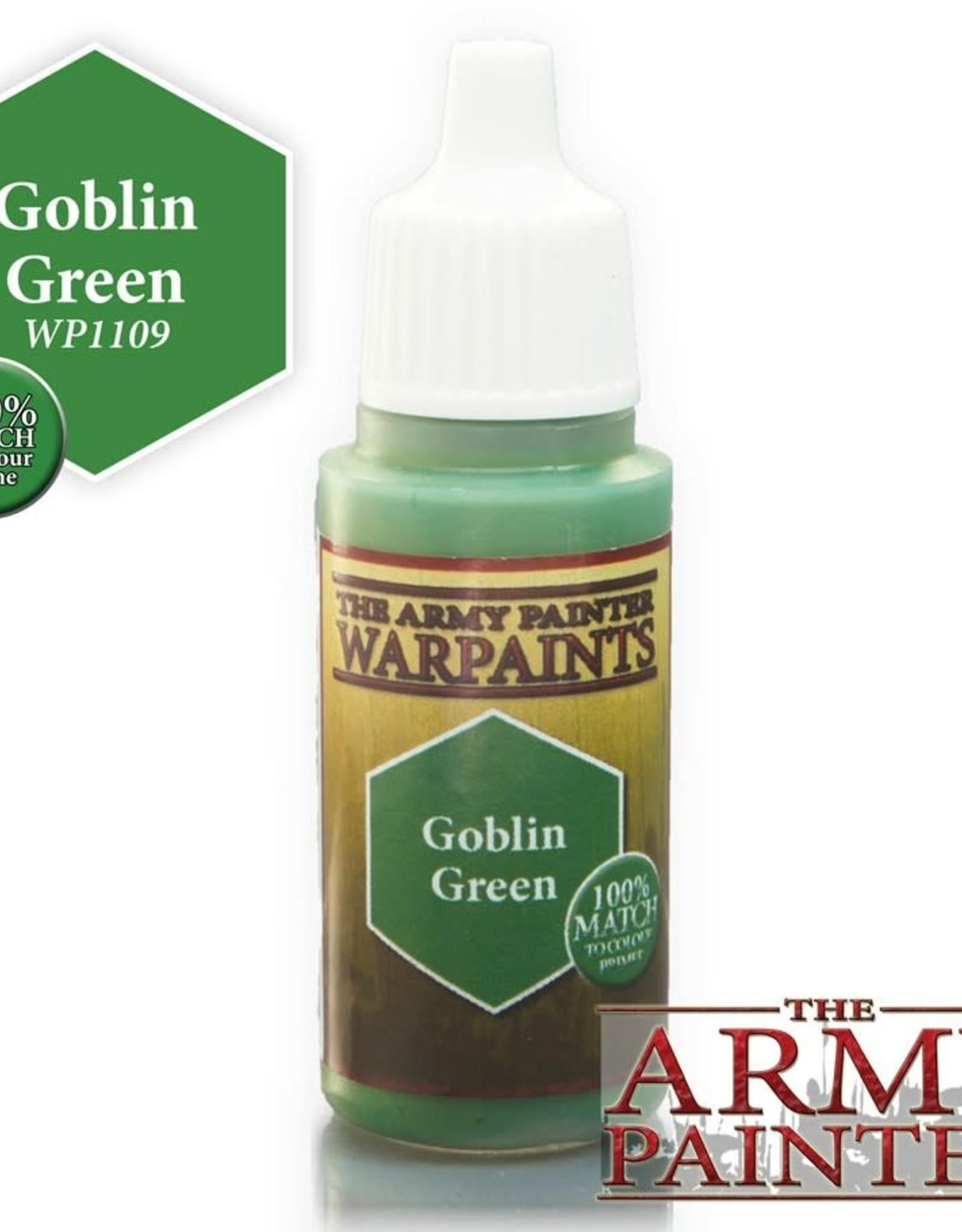 Warpaints: Goblin Green