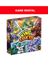 (RENT) King of Tokyo for a Day. Love It! Buy It!